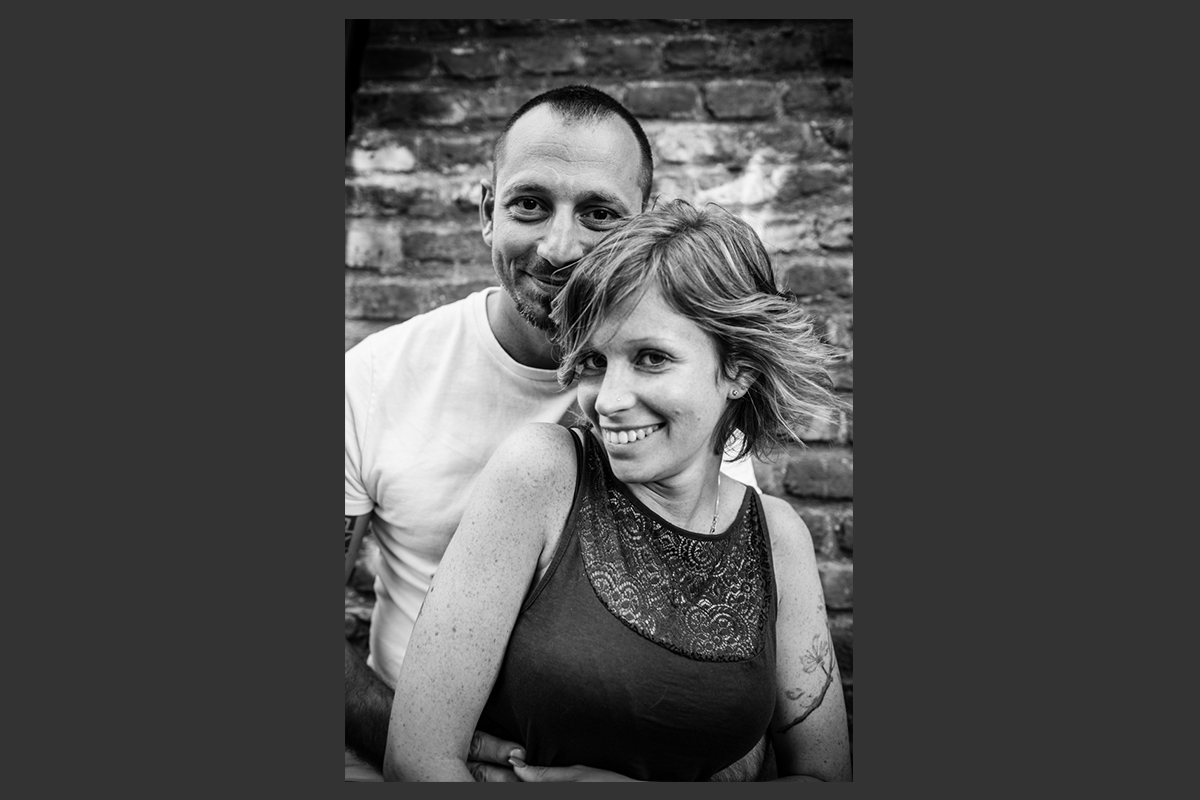 ritratto coppia torino fotografo