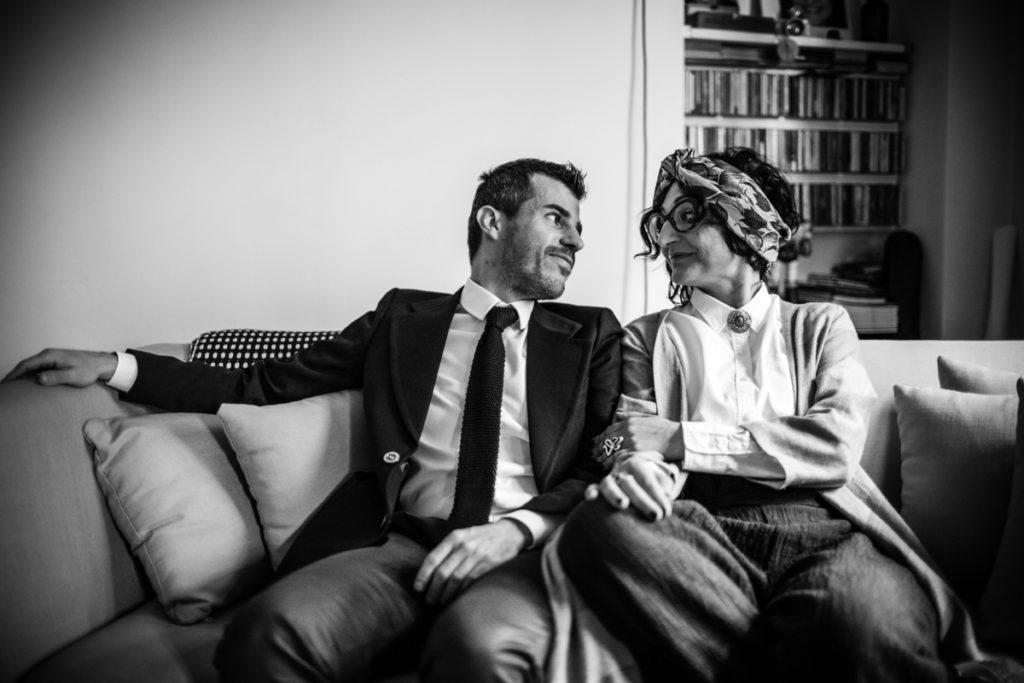 GLI SPOSI PRIMA DELA MATRIMONIO
