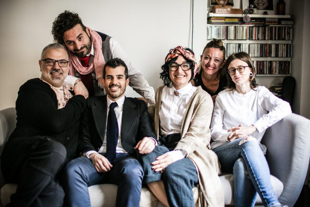 SPOSI CON AMICI PRIMA DEL MATRIMONIO