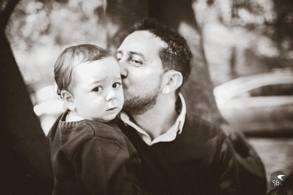 papà-bimbo- figlio-bacio-fotografia