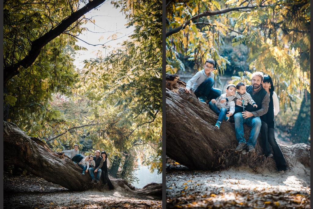 Ritratto di Famiglia a Torino