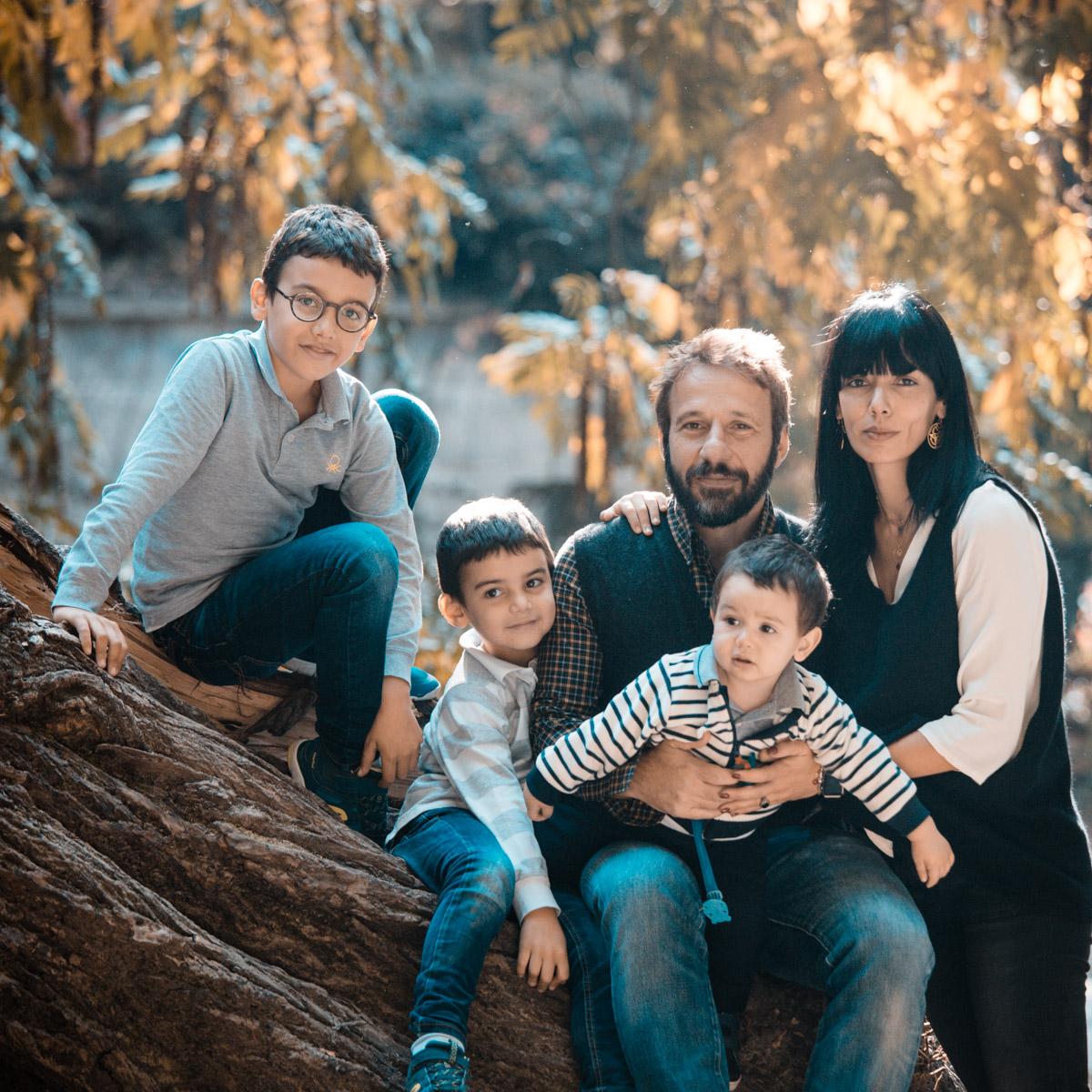 fotografia di famiglia a torino