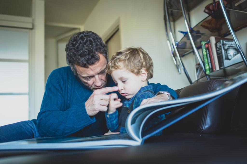 bimbo-papà-libro-fotografie