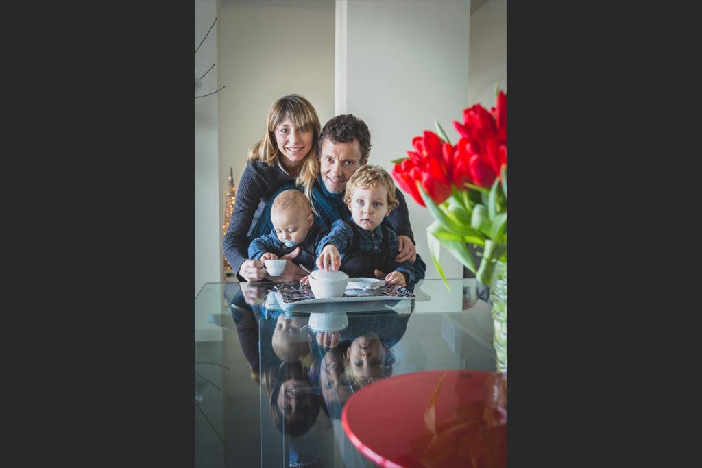 fotografie di famiglia