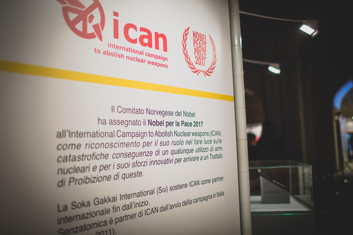 icon è premio nobel per la pace 2017