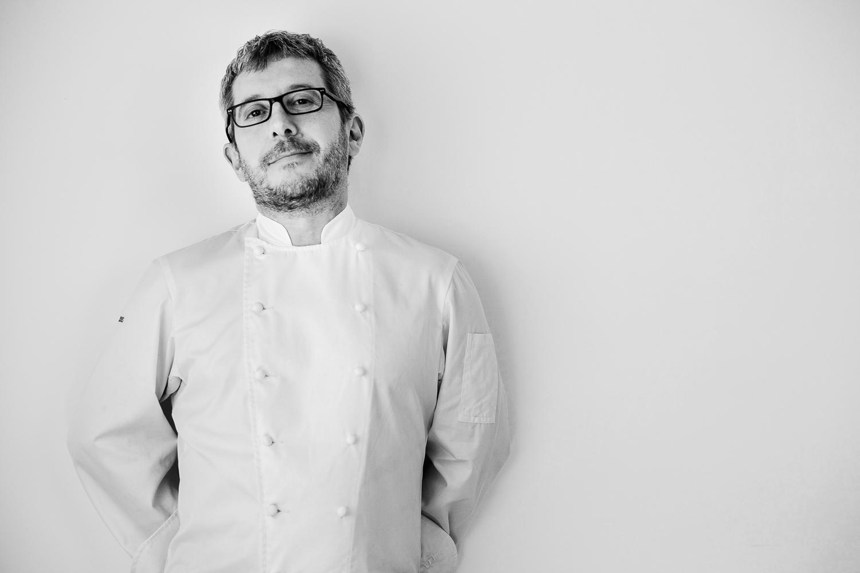 ritratto fotografico professionale chef