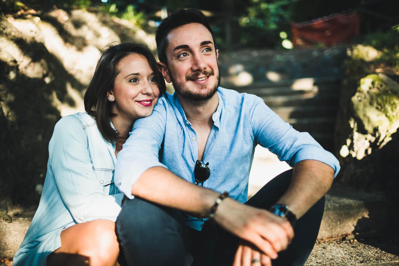 fotografie di coppia un'idea per San Valentino