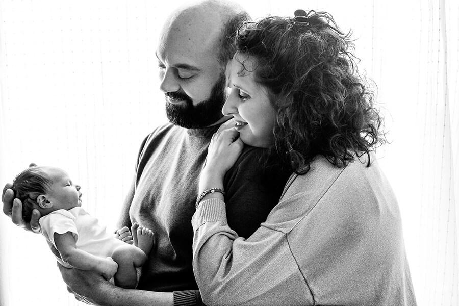servizio fotografico per neonati