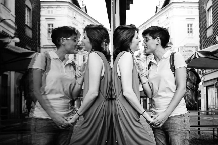 Fotografie di coppia a Torino